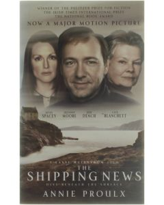 The Shipping News [Paperback] Annie Proulx [2002] 9781841150598