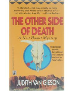 The Other Side of Death [Paperback] Judith van Gieson [1992] 9780671745653