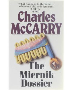 The Miernik Dossier [Paperback] Charles McCarry [1985] 9780099405108