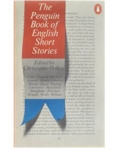 The Penguin Book of English Short Stories [Paperback] ed : Christopher Dolly [1967] 9780140026177