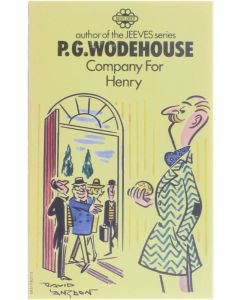 Company For Henry [Paperback] P.G. Wodehouse [1969] 9780583116213