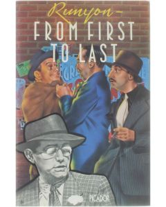 Runyon from First to Last (Picador Books) [Paperback] Damon Runyon [1975] 9780330245586