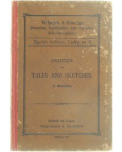 Collection of Tales and Sketches II. Bändchen [Hardcover] [1894]