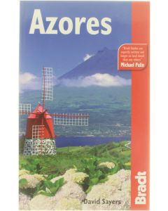 Azores (Bradt Travel Guide Azores) - the Bradt travel guide [Paperback] David Sayers [2006] 9781841621562