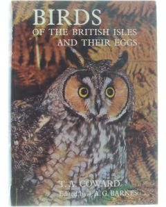 Birds of the British Isles and their eggs [Hardcover] Thomas Alfred Coward [1969] 9780723209997