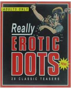 Really erotic dots. [Paperback] Unknown [1995] 9781859060049