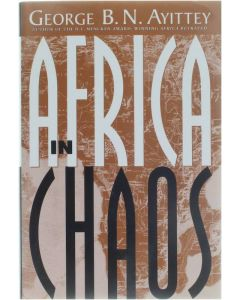 Africa in Chaos [Hardcover] George B.N. Ayittey [1998] 9780312164003