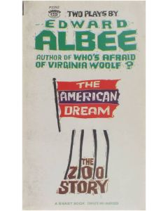 The American Dream/The Zoo Story [Paperback] Edward Albee [1964]