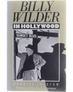 Billy Wilder in Hollywood [Paperback] Maurice Zolotow  [1988] 9781851452156
