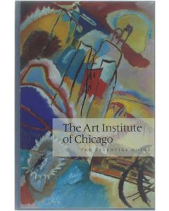 The Art Institute Of Chicago - The Essential Guide  [Hardcover] James N. Wood; Teri J. Edelstein [1993] 9780865591202