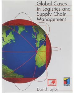 Global Cases in Logistics and Supply Chain Managemenent [Paperback] David Taylor [1999] 9781861523952