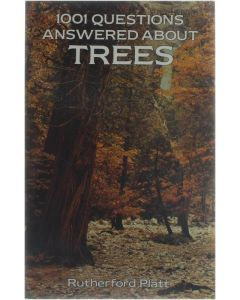 1001 Questions answered about Trees [Paperback] Rutherford Platt [1992] 9780486270388