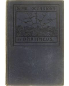 Naval occasions and some traits of the sailer-man [Hardcover] Bartimeus [1915]
