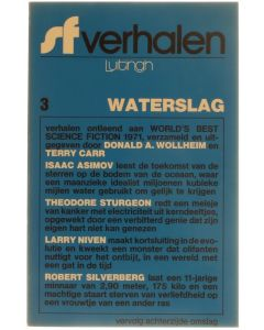 Waterslag [Paperback] Donald A. Wollheim; Terry Carr [1971] 9789024501922