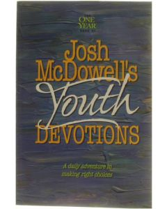 Josh Mcdowells Youth Devotions - A Daily Adventure in Making Right Choices [Paperback] Josh Mcdowell; Bob Hostetler [1997] 9780842343015
