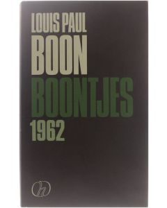 Boontjes [Hardcover] Louis Paul Boon [1992] 9789052401034