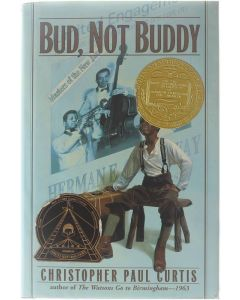 Bud, Not Buddy [Hardcover] Christopher Paul Curtis [1999] 9780385323062