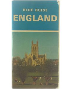 England With 81 maps and plans [Paperback] Stuart Rossiter [1976] 9780510000035