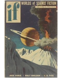 if - Worlds of Science Fiction - Vol 1 no 3 [Paperback] ed: James L. Quinn [1952]