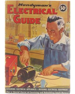 Handyman's Electrical Guide [Paperback] - [1950]