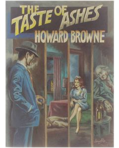 The Taste of Ashes - A Paul Pine Detective [Paperback] Howard Browne [1988] 9780939767137