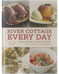 River Cottage Every Day [Hardcover] Hugh Fearnley-Whittingstall [2009] 9781607740988
