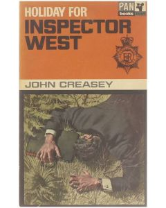 Holiday for Inspector West [Paperback] John Creasey [1968]