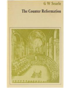 The Counter Reformation [Hardcover] G.W. Searle [1974] 9780340181256