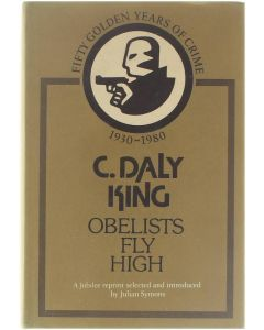 Obelists Fly High [Hardcover] C Daly King [1980] 9780002316545