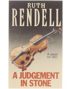 A Judgement in Stone [Paperback] Ruth Rendell [1988] 9780099171409