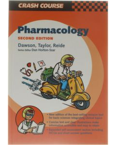 Pharmacologie - Second Edition [Paperback] James S. Dawson [2002] 9780723432463
