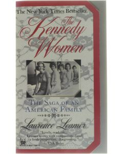 The Kennedy Women [Paperback] Laurence Leamer [1995] 9780804113618