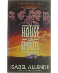The House of the Spirits [Paperback] Isabel Allende [1993] 9780553273915