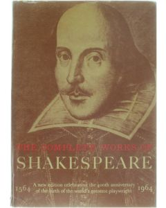 The Complete Works of Shakespeare [Hardcover] William Shakespeare [1964]