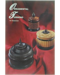 Ornamental Turning [Paperback] TD Walshaw [1996] 9781854861085