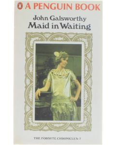 Maid in Waiting [Paperback] John Galsworthy [1968] 9780140027853