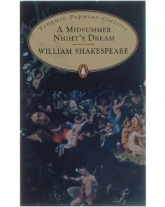 A midsummer night's dream [Paperback] William Shakespeare  [1994] 9780140620955