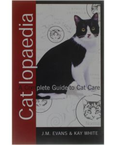 Catlopedia - A complete guide to cat care [Paperback] J.M. Evans; Kay White  [1997] 9780876056363