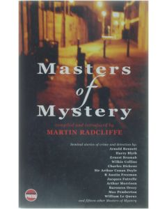 Masters of Mystery [Paperback] Martin Radcliffe [2004] 9781904316237