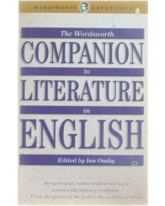 The Wordsworth Companion to Literature in English [Paperback] ed : Ian Ousby [1992] 9781853263361