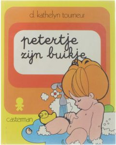 petertje zijn buikje [Hardcover] D. Kathelyn Tourneur [1976] 9789030351085