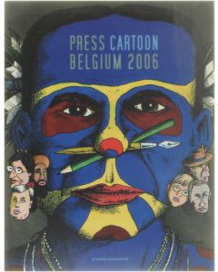 Press Cartoon Belgium 2006 [Paperback] [2006] 9789056176945