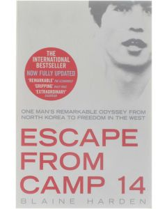 Escape from Camp 14 [Paperback] Blaine Harden [2013] 9780330519540