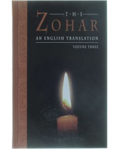 The Zohar - Volume Three [Hardcover] transl : Harry Sperling; Maurice Simon; Paul P. Levertoff [1984] 9780900689390