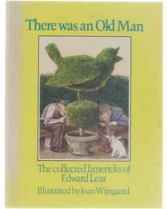 There was an Old Man - Collected limericks  [Hardcover] EdwardLear [1981] 9780906008492