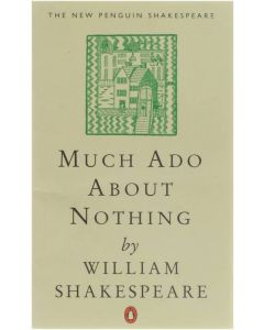 Much Ado About Nothing [Paperback] William Shakespeare [1968] 9780140707090