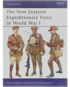 New Zealand Expeditionary Force, 1914-19 [Paperback] Wayne Stack [2011] 9781849085397