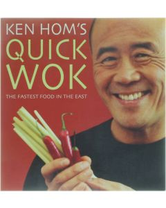 Ken Hom's Quick Wok: The Fastest Food in the East [Paperback] Ken Hom [2003] 9780747276005
