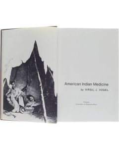 American Indian Medicine [Hardcover] Virgil J. Vogel [1973] 9780806108636