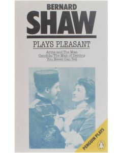 Plays Pleasant [Paperback] Bernard Shaw [1984] 9780140480047